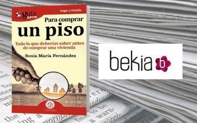 El portal web de información Bekia.es ha reseñado este libro