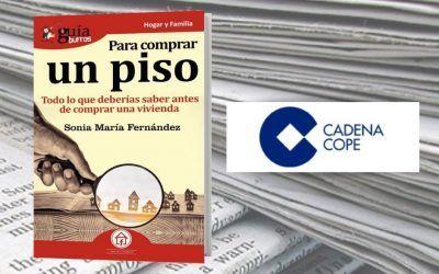 El «GuíaBurros: Para comprar un piso» en el portal web de COPE